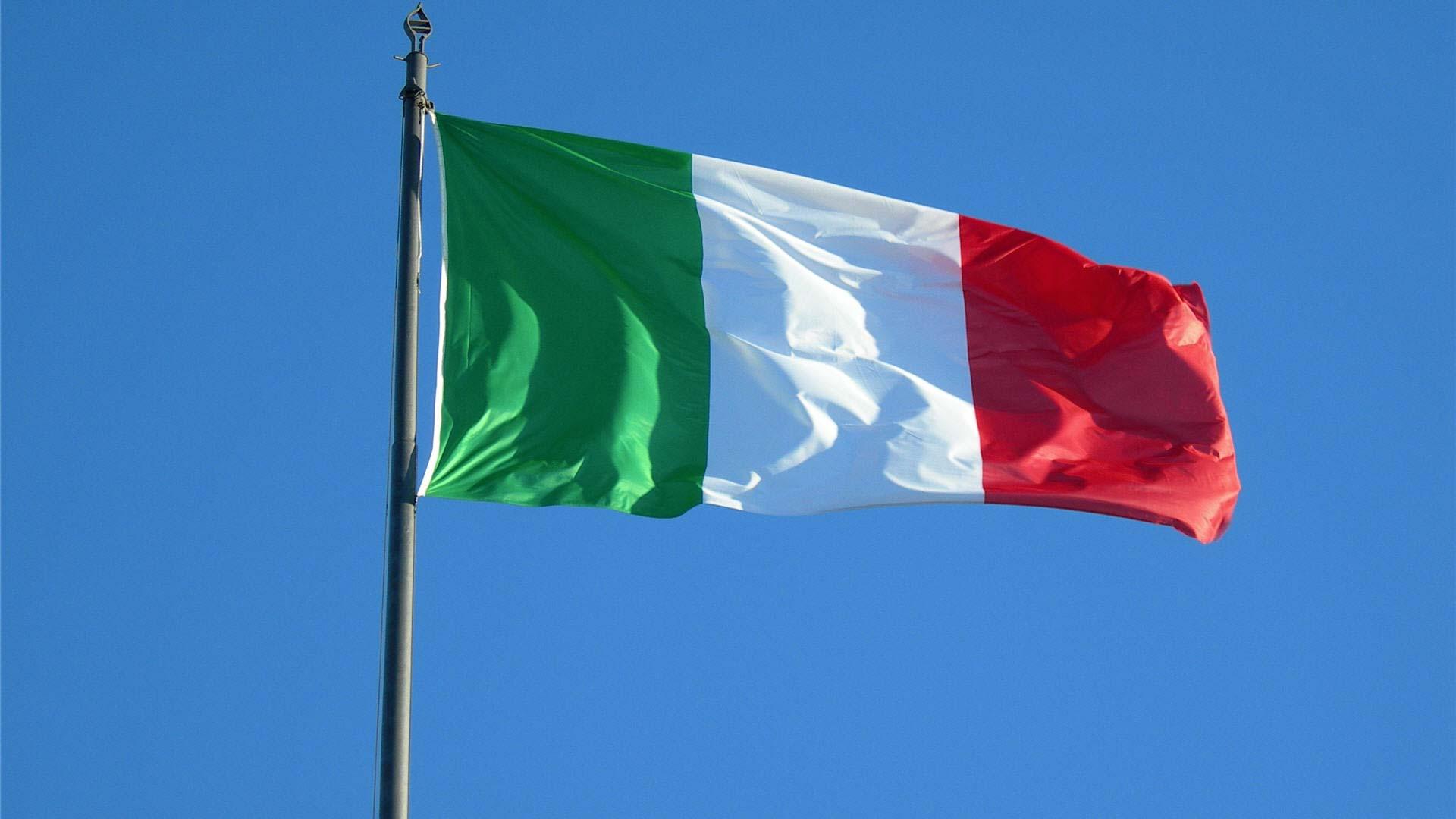 Itallian flag Italy