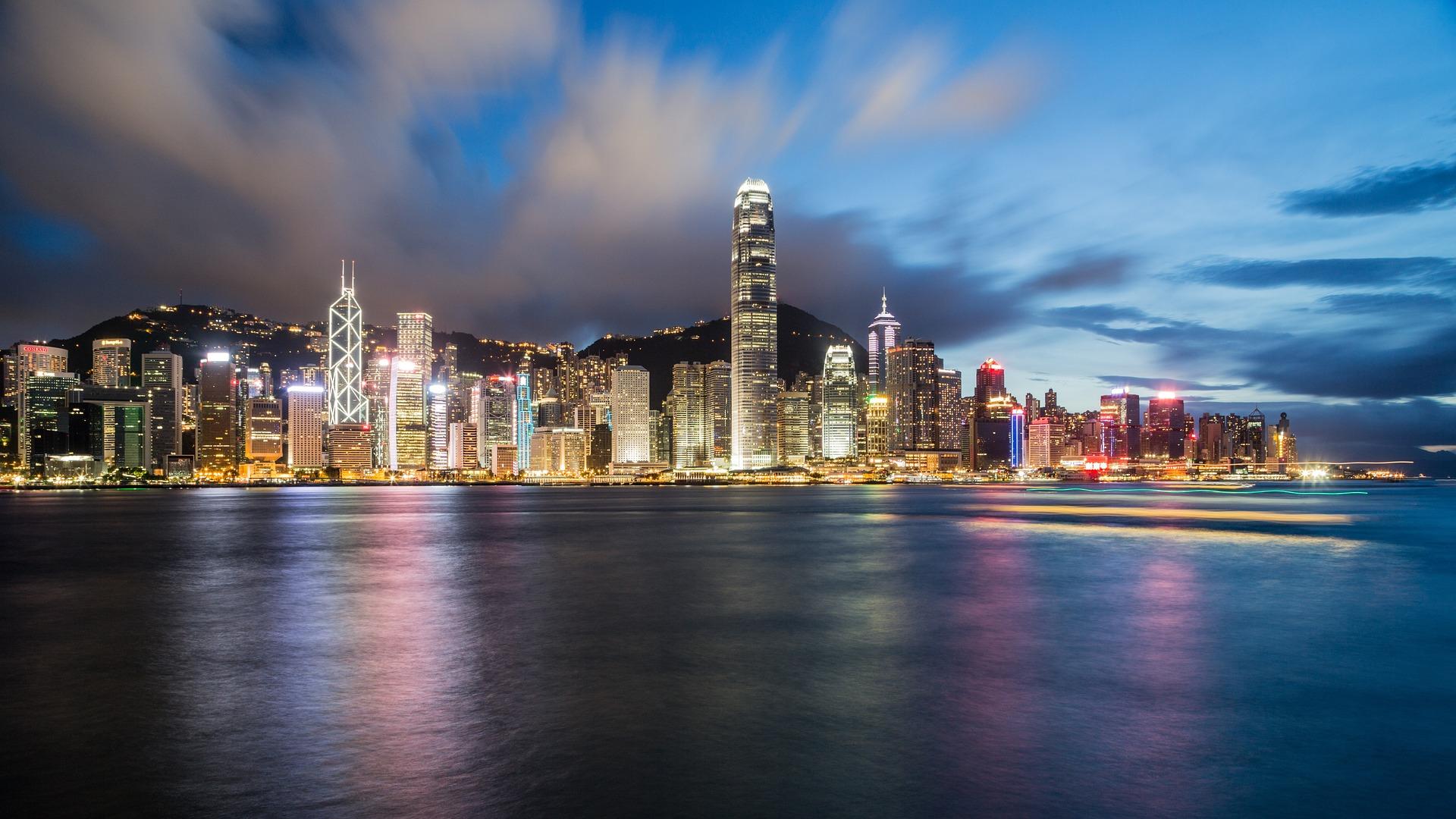 hong-kong China