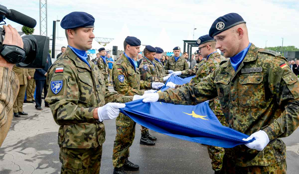 Eurocorps European Army