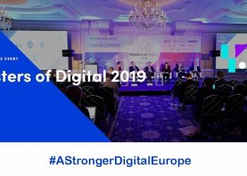 Masters of Digital 2019