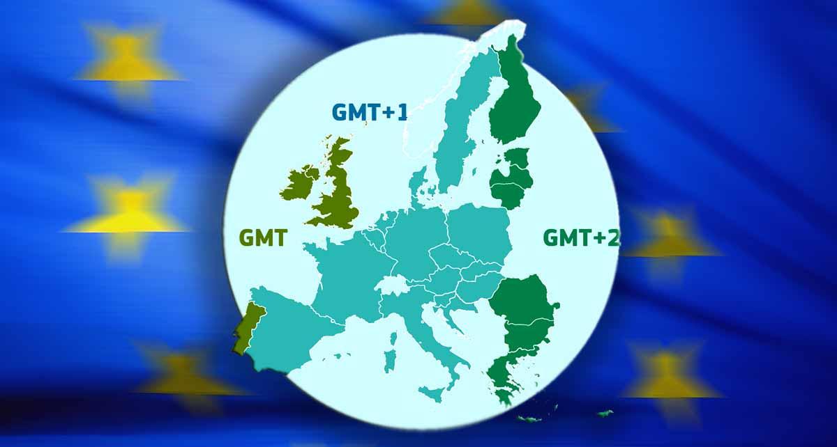 Seasonal clock TIME change in the EU