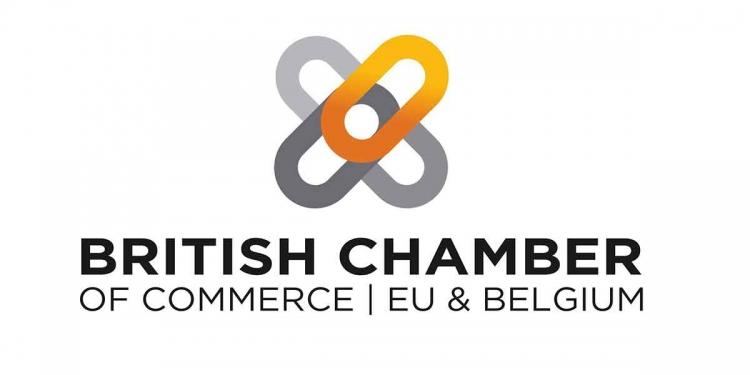 British Chamber of Commerce in Belgium logo