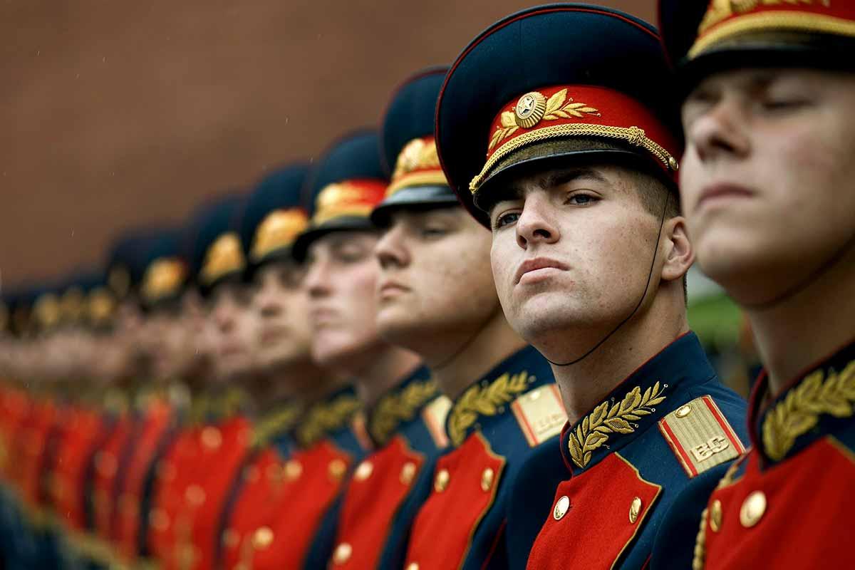 Guard Russian Russians Russia