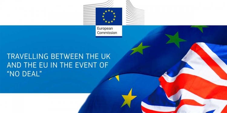 UK EU TRAVEL no-Deal