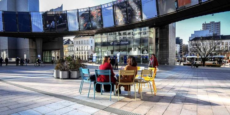 Women Power in Politics Brussels European Parliament