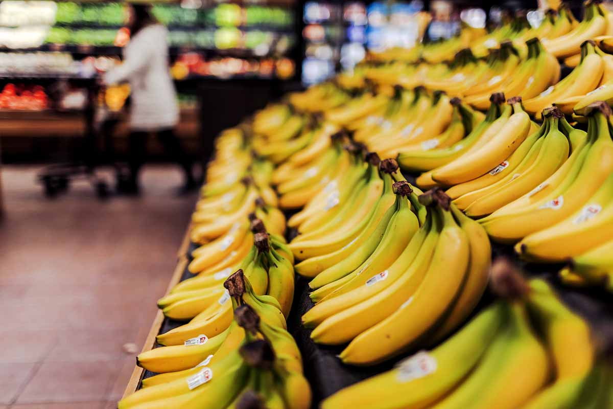 bananas Super market