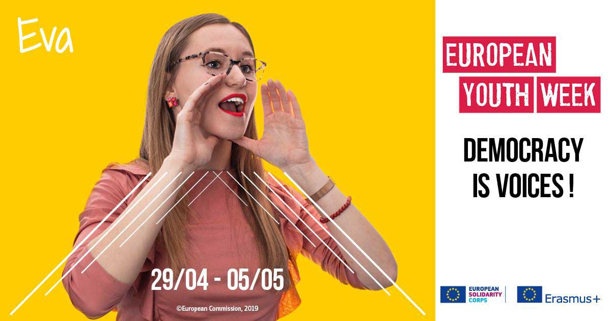 European Youth Week 2019