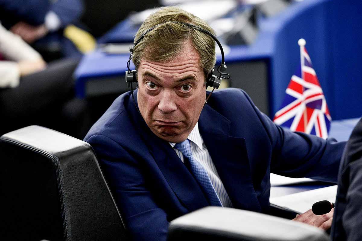 Nigel Farage EP