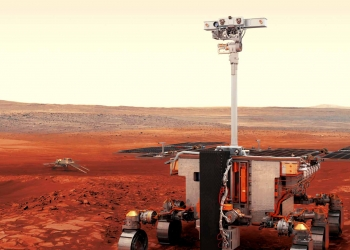 EXOMARS MISSION - Mars 2020 ExoMars orbiter and rover highlight mob