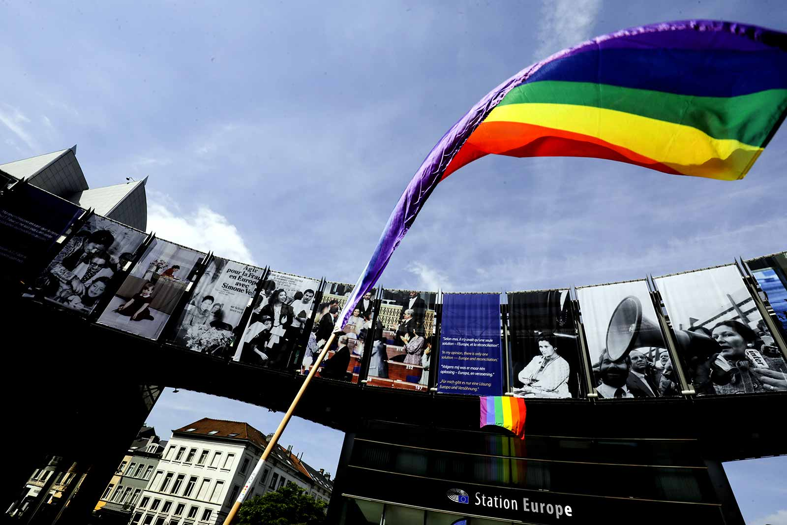 Lesbian, Gay, Bisexual, Transgender, Intersex LGBTI equality in the EU