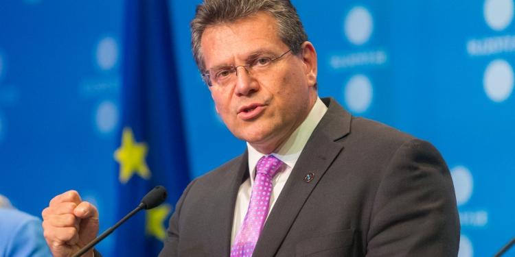Maroš Šefčovič Vice-President
