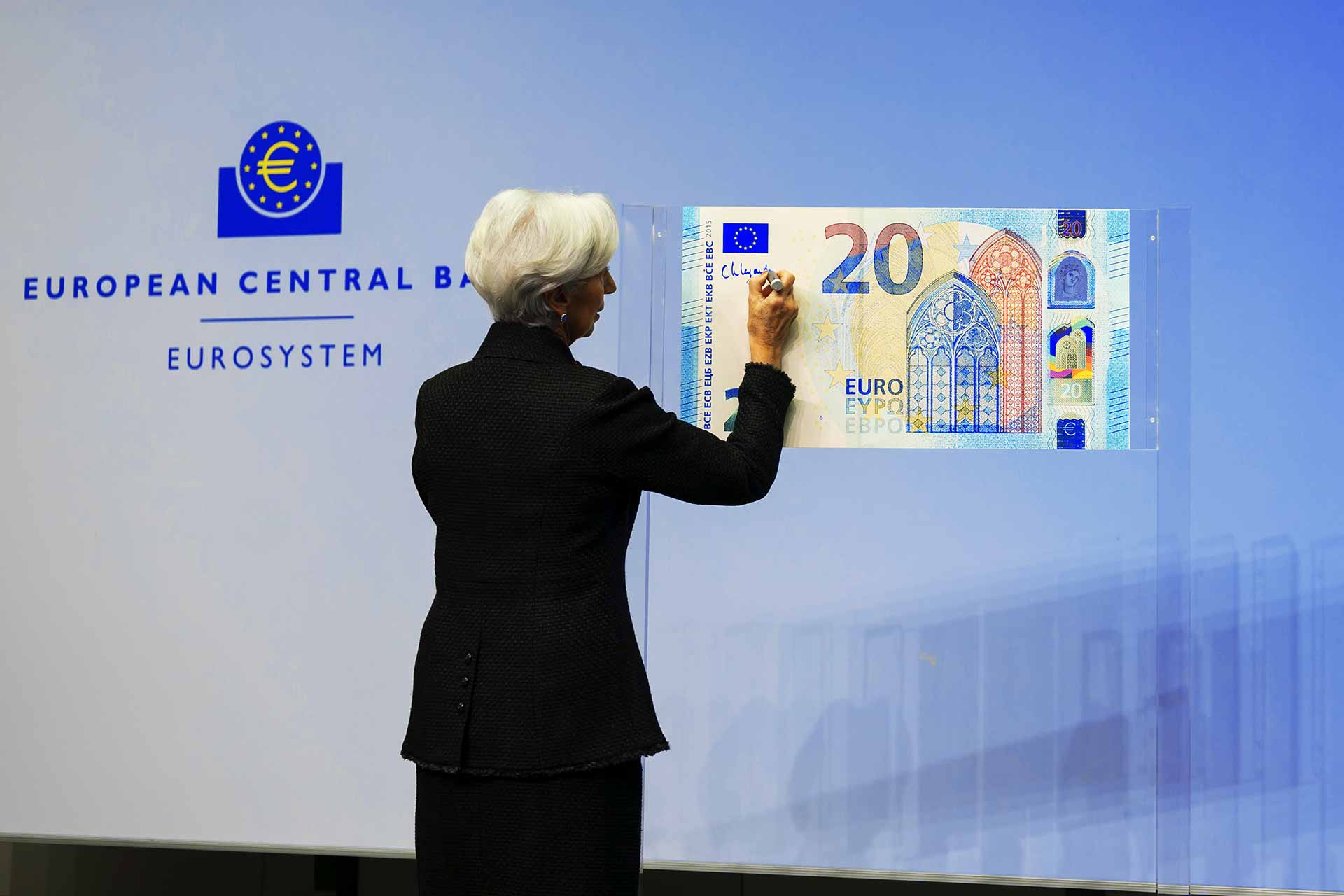 Christine Lagarde President of the European Central Bank - ECB