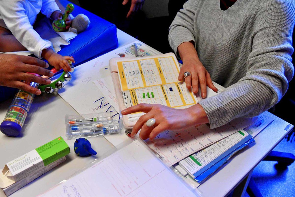 EU Health Prevention-Primary-Care Vaccinations