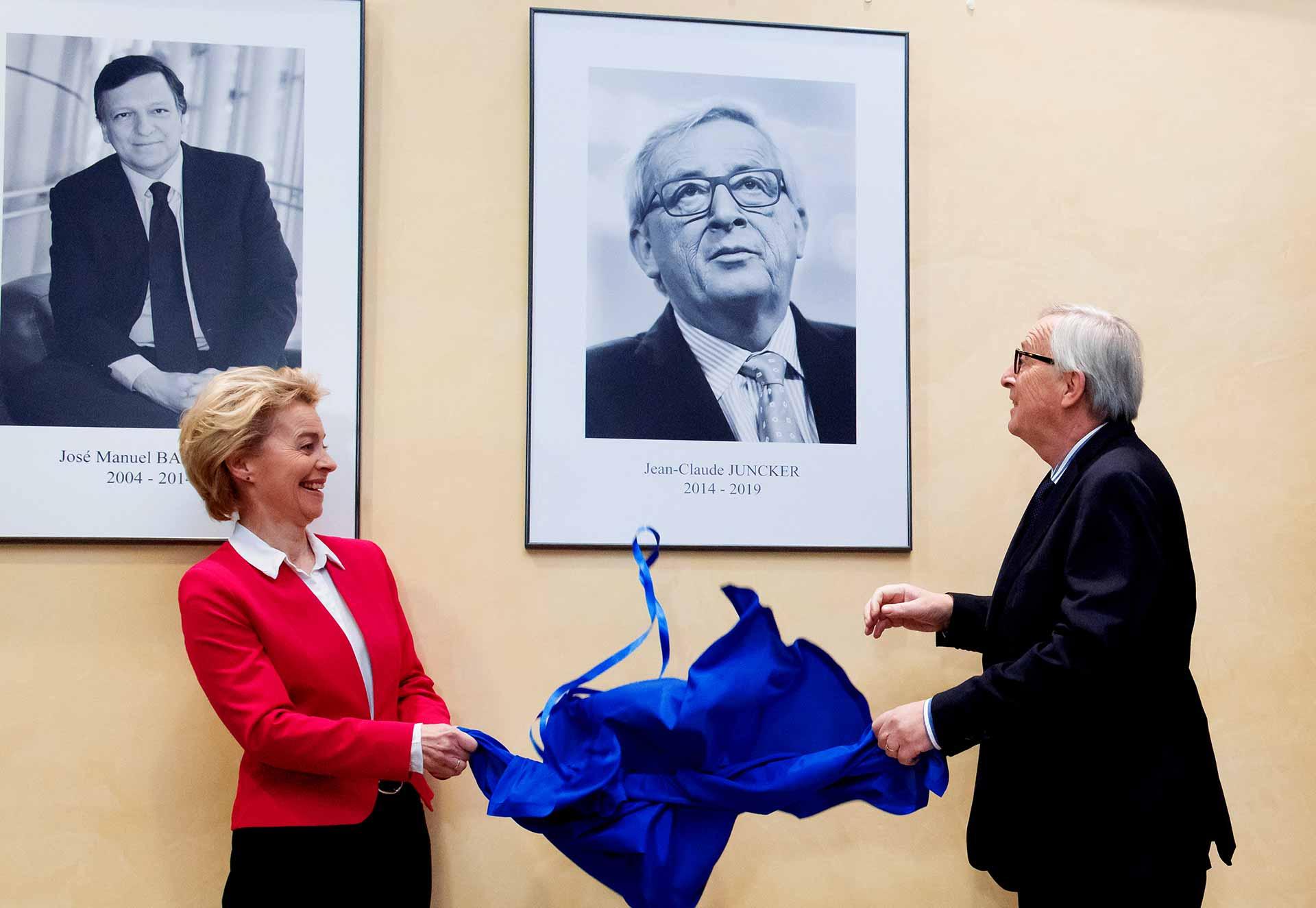portrait of Jean-Claude Juncker