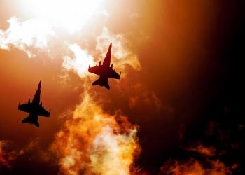 War clouds US Air Force