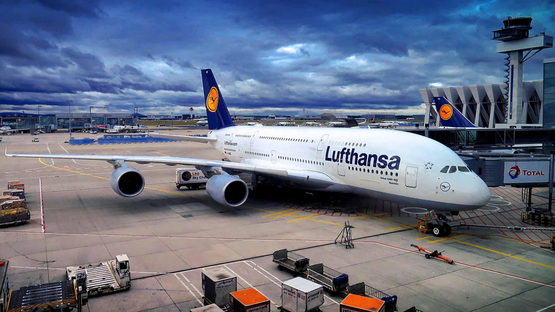 airbus A380 Deutsche Lufthansa