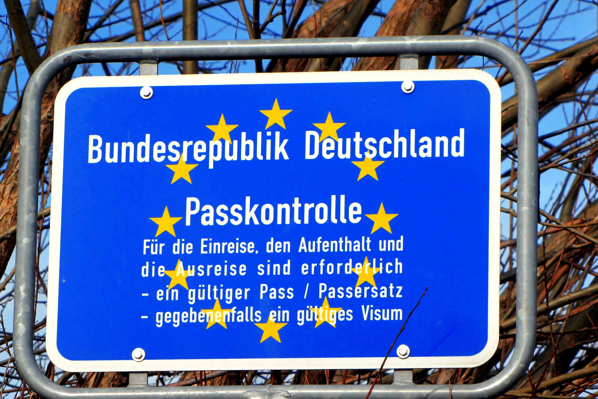 Germany border controls