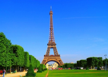 Paris Eiffel-Tower