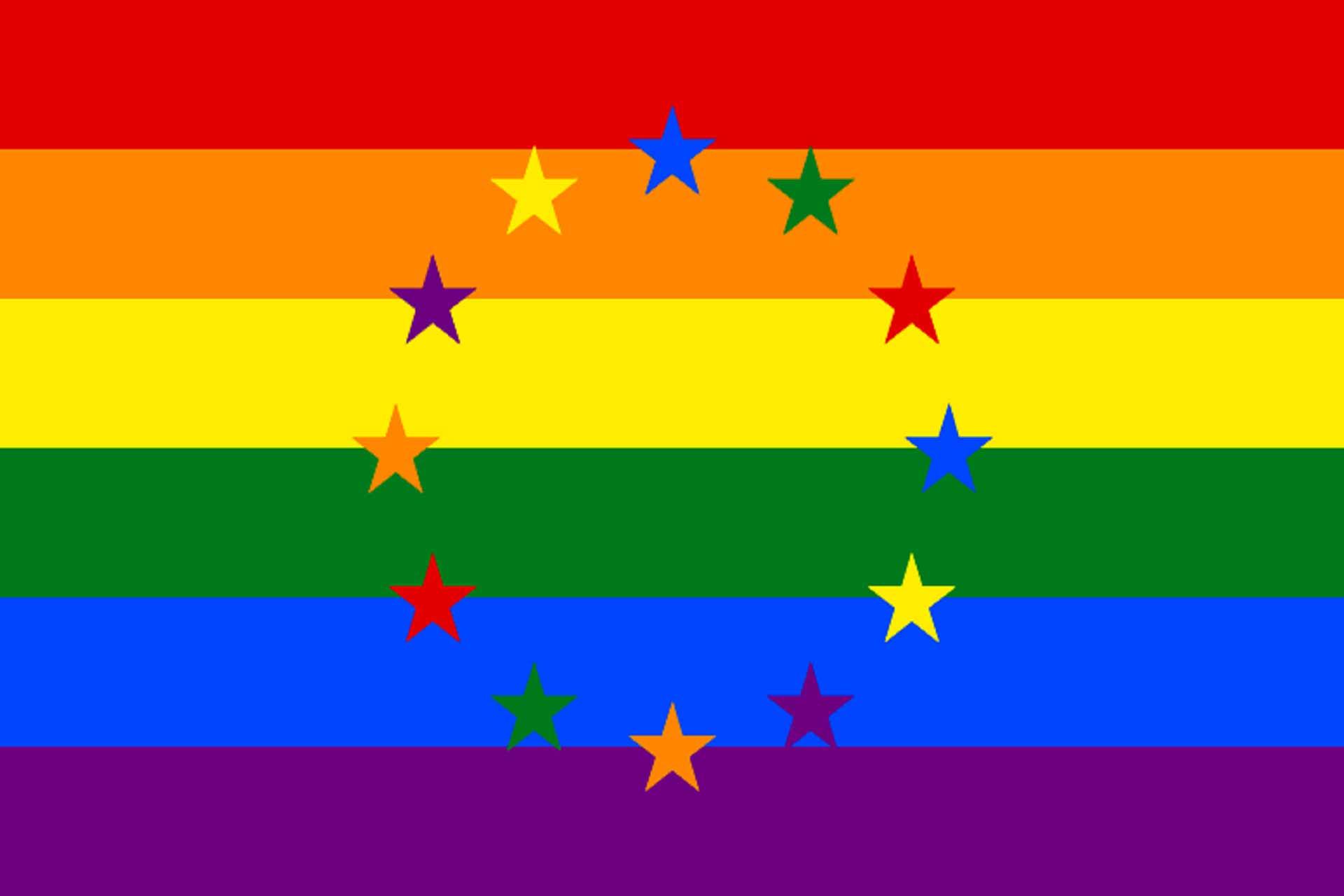 Pride Month of global LGBT communities. United in diversity!