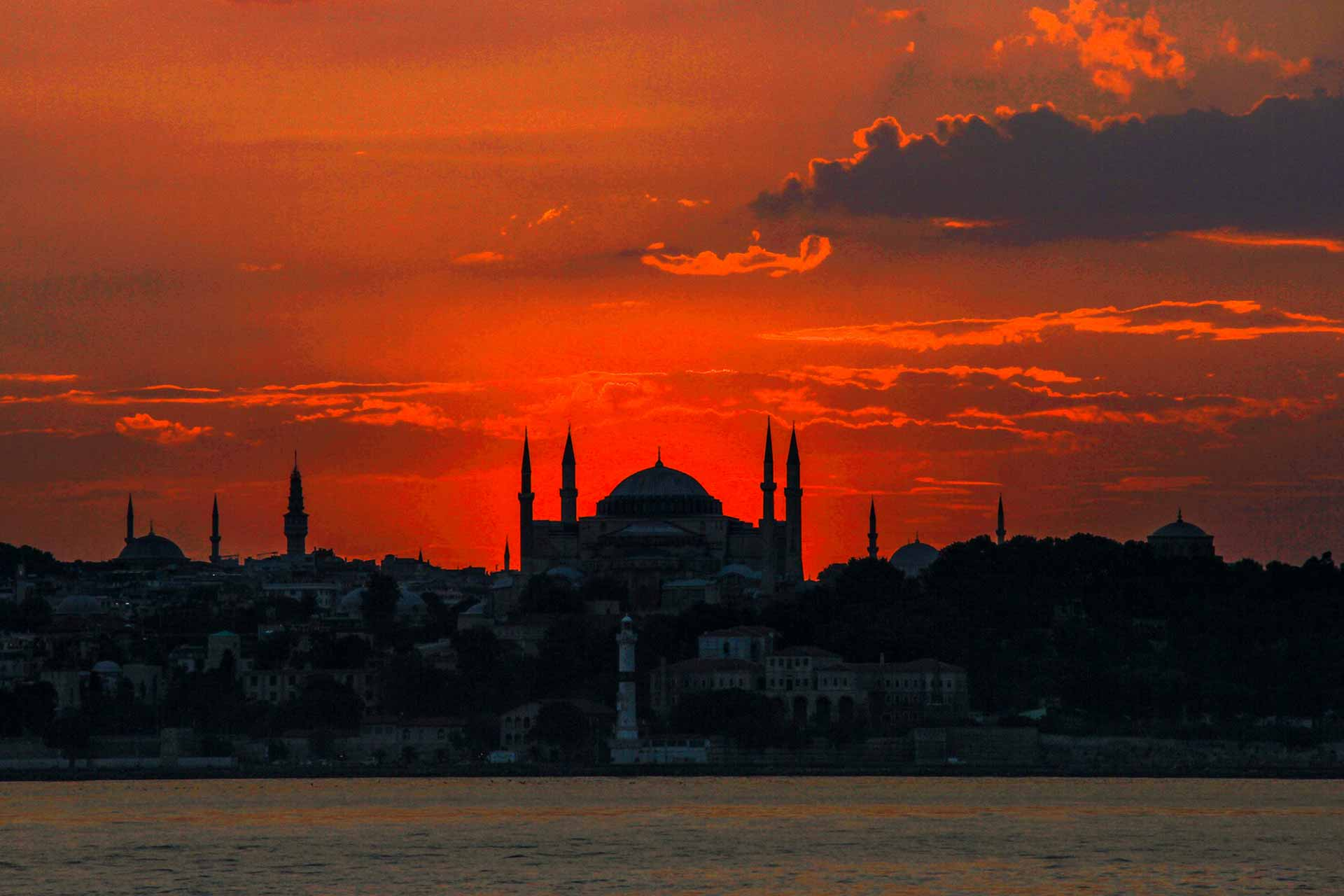 Hagia Sophia Turkey İstanbul Constantinople