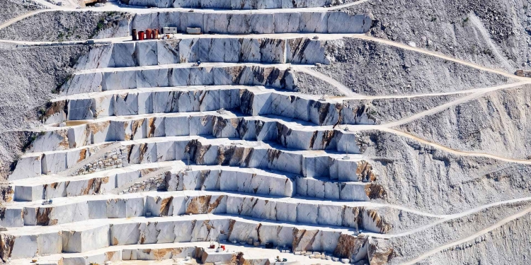Marble, Stone and Granite Mining raw materials industry