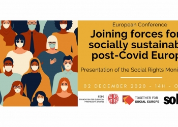 FEPS joins SOLIDAR for its European Conference 2020