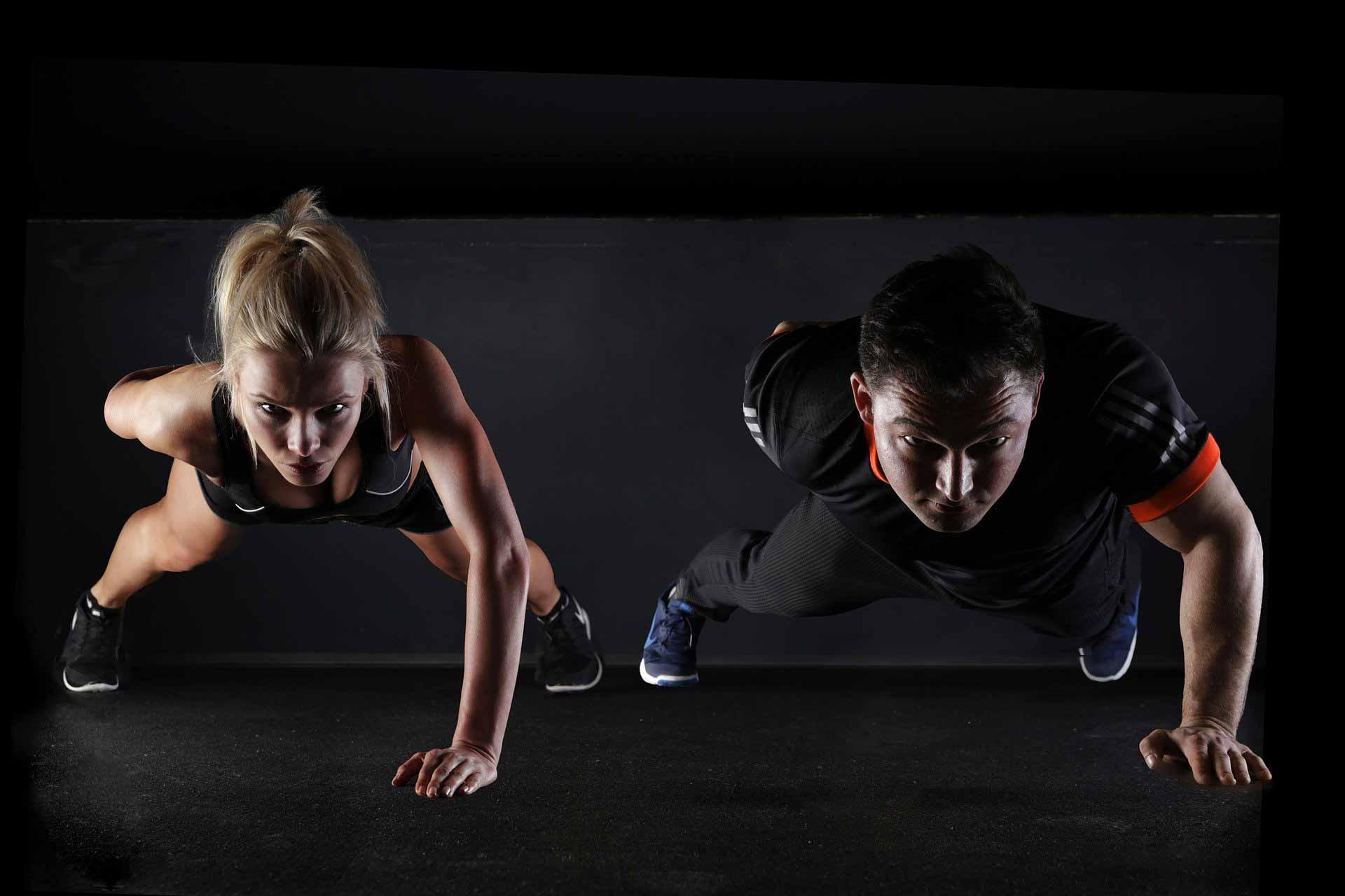 sport gym training