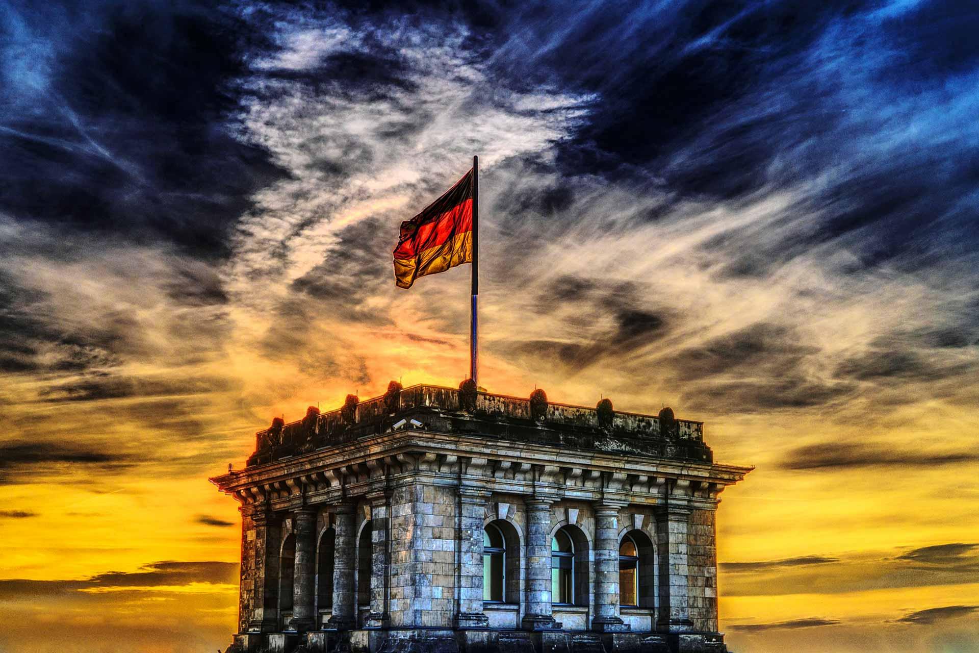 Bundestag Reichstag Bundestagswahl Germany Berlin