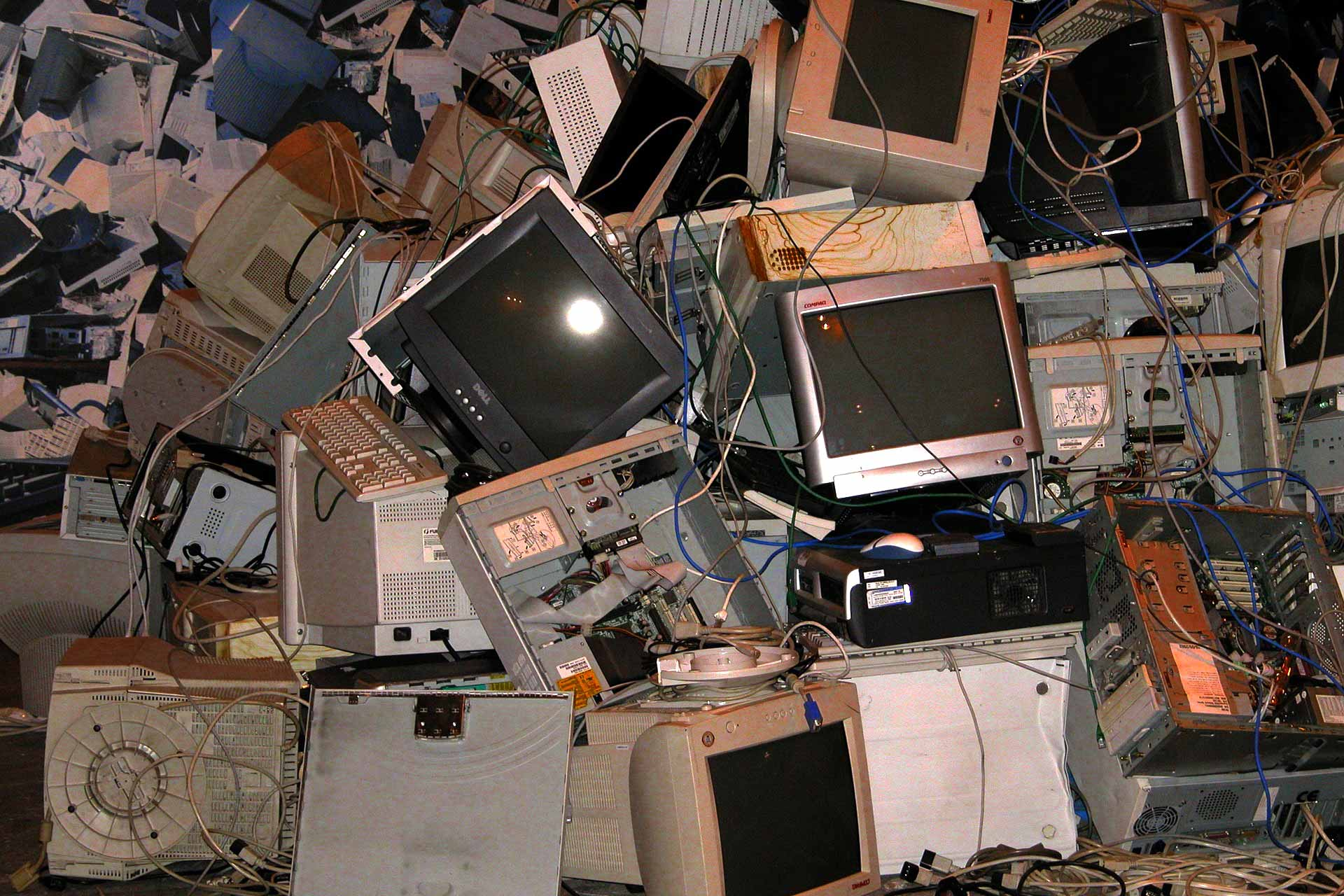 E-waste-Electronic-Waste recycling