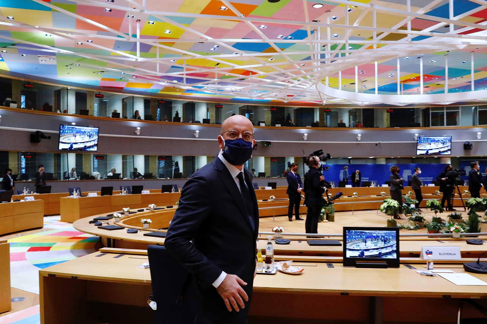 EU Summit - European Council, 10-11 December 2020