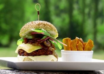 burger veggie for Vegan