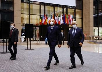 Mr Charles MICHEL, President of the European Council; Mr Antonio COSTA, Portuguese Prime Minister