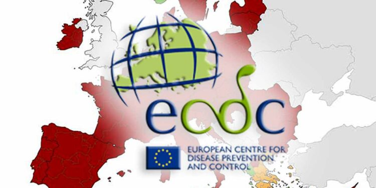 ECDC MAP European Centre for Disease Prevention and Control