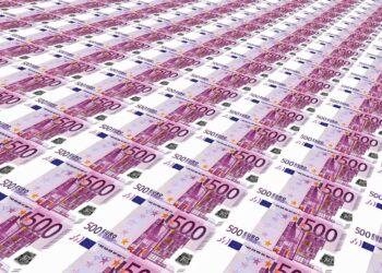 500 euros money printing