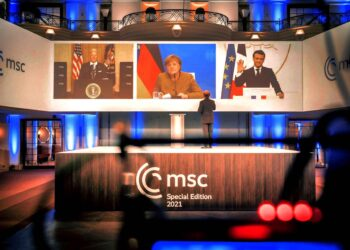 57th Munich Security Conference MSC