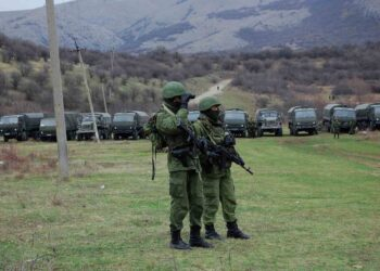 Crimea Ukraine army