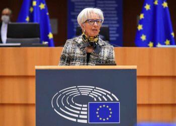 Christine Lagarde, President of the European Central Bank