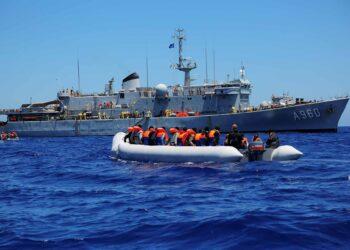 FRONTEX Operation-Triton