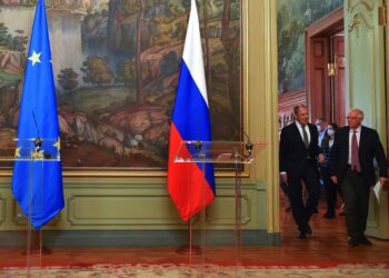 Visit of Josep Borrell Fontelles, Vice-President of the European Commission, to Russia