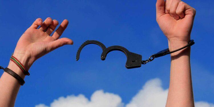 hands Freedom - Human Trafficking - Slavery
