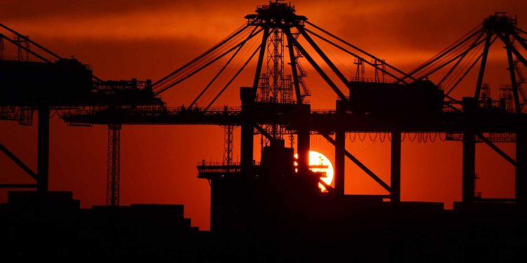 industry port Harbor