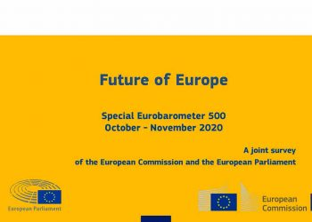 Special Eurobarometer survey on the Future of Europe