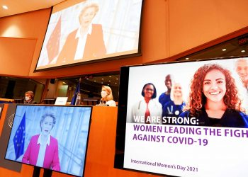 FEMM Committee - Inter-parliamentary Committee Meeting - International Women's Day 2021 ' We are strong: Women leading the fight against Covid-19 '