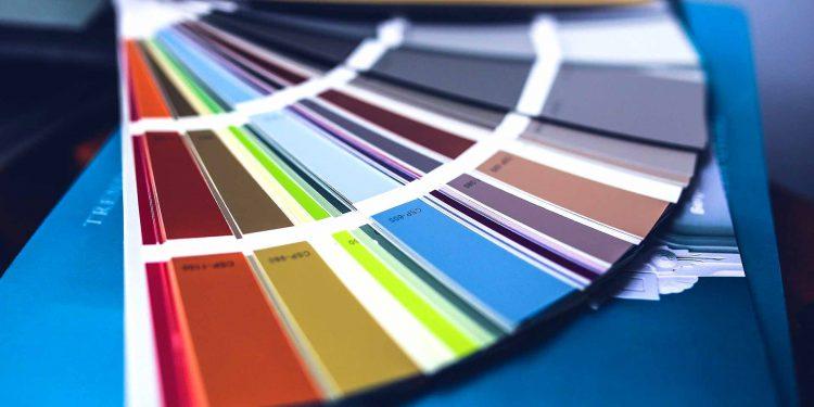 Renovation Colours Color palette
