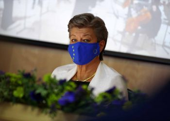 Ylva Johansson, European Commissioner for Home Affairs