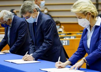 Conference on the Future of Europe: EU Presidents sign joint declaration
