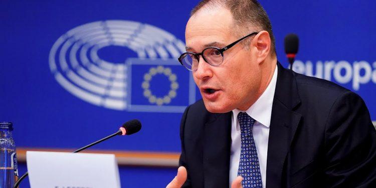Frontex Executive Director Fabrice Leggeri