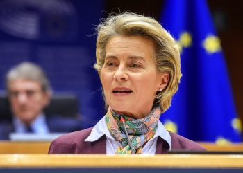 President von der Leyen EU debates on the International Women's Day