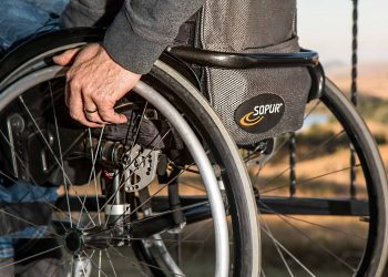 wheelchair for Person with Disabilities