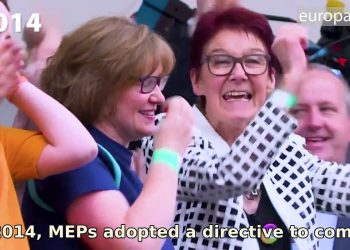 Women's Rights in the EU. Watch the VIDEO timeline
